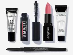20% off everything except sale plus free delivery and sample eg Try It Bestsellers kit worth £50 now £17.60 @ Smashbox