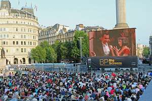 Free - BP Big Screen 2018 - Various locations