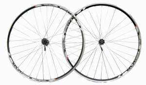 Pair of road wheels Mach 1 rims shimano hubs £54.99 Dispatched and sold by DiscPadsDirect / Amazon