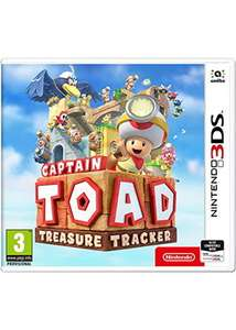 Captain Toad: Treasure Tracker (Nintendo 3DS) £27.99 Delivered @ Base
