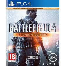 Battlefield 4 premium edition PS4 game - £6.49 @ PSN