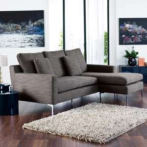 Dwell Oslo corner sofa - £499 / £516.95 delivered @ Dwell