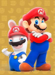 Mario Rabbids Gold Edition for Switch with DK content as part of the season pass - £33.33 @ USA Nintendo eShop