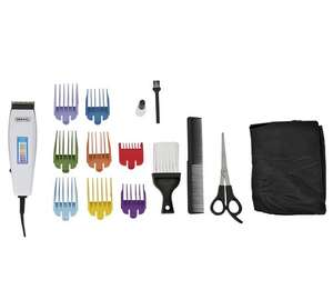 Wahl Colour Pro Styler Hair Corded Clippers + Accessories + 3 yr guarantee  £12.99 @ Argos