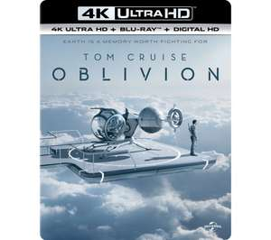 OBLIVION - (4K UHD + BD + UV) RT VERSION ) @ Currys, online out of stock now!. -Was  £12.91 Now 7.91