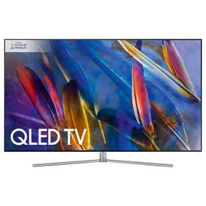 Samsung QE49Q7F QLED HDR 1500 4K Ultra HD Smart TV Plus 5 Year Guarantee £999 @ John Lewis