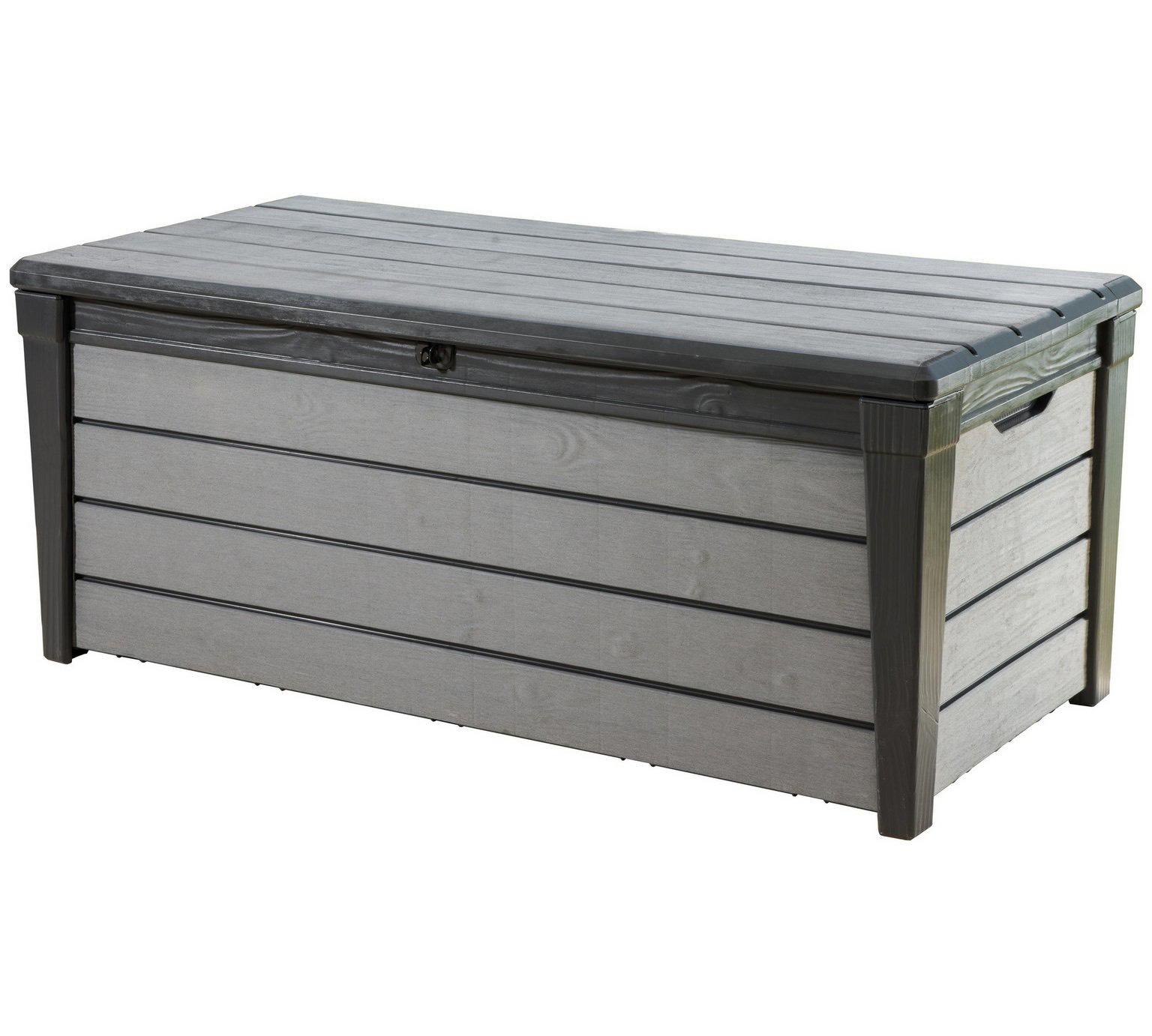 Keter Brushwood Grey Storage Box - £106.66 @ Argos