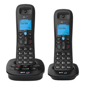 BT twin cordless phone with answer machine - £29.95 @ John Lewis