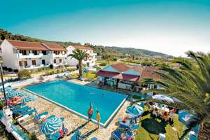 From Bristol: 2 Week Package Holiday to Corfu, Excellent Rated Accommodation, Flights & Luggage £189.14pp @ Thomas Cook