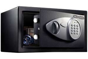Master Lock steel digital mountable combi safe 11.5L capacity £14.99 delivered @ eBay sold by Argos