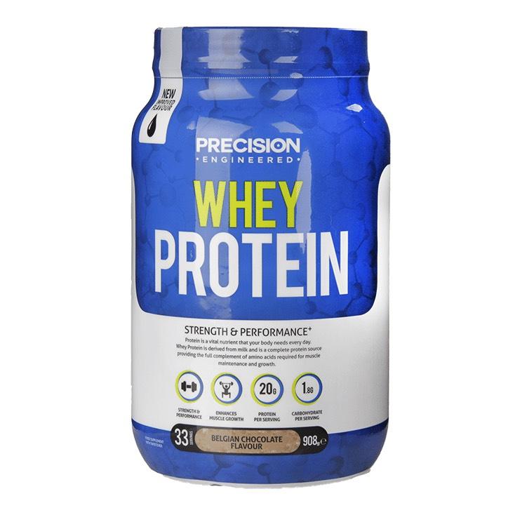 Precision Engineered Whey Protein Belgian Chocolate 908g - £13.99 @ Holland and Barrett (free C&C)