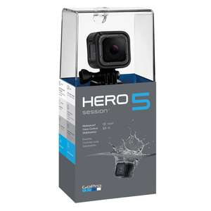 GoPro HERO5 Session Camcorder, 4K Ultra HD, 10MP, Wi-Fi, Waterproof - £139 @ John Lewis (free C&C)