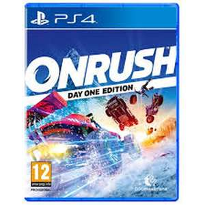 Onrush Day One Edition [PS4] £29.99 @ Coolshop