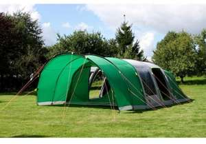 Coleman Air Valdes 6XL Fastpitch Tent £656.10 @ Norwich camping and leisure with 10% price match @ go outdoors