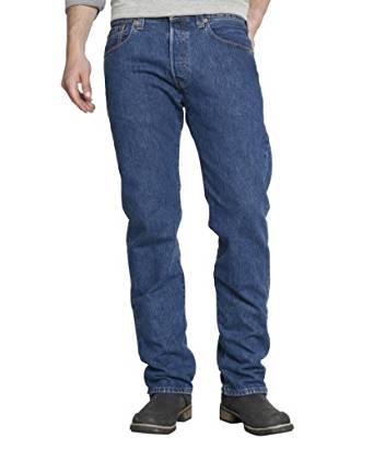 Levi 501 straight fit jeans £30 @ Amazon