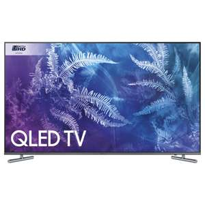 "Samsung QE55Q6F 4K HDR1000 55"" Smart TV now at a lowest price at John Lewis with 5 years warranty £799 Delivered"