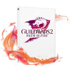 Guild Wars 2 - Path of Fire £12.99  (Includes access to core Guild Wars 2 as well) at Guildwars Store
