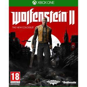 Wolfenstein 2 The New Colossus (Xbox One & PS4) £12.99 @ Sainsburys