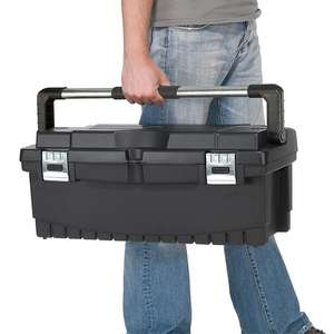 Keter Pro 26 inch tool box - £14 at B&Q - Free click and collect