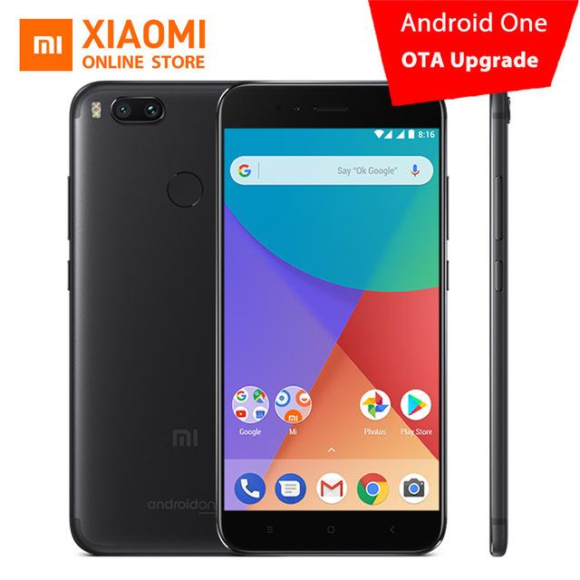 Cracking price) Global Version Xiaomi Mi A1 4GB 32GB £107.92 @ Aliexpress / xiaomi online store