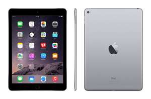 """Refurbished Apple iPad Air 2 64GB Wi-Fi & Cellular 9.7"""" A1567 Space Grey - £252 with 10% signup discount @ ITZOO"""