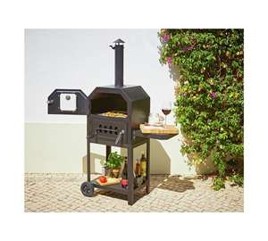 Charcoal pizza oven now £94.99 (£101.94 delivered) @ Argos