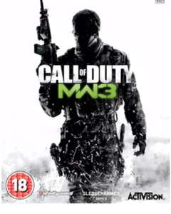 Xb1 cod MW3 now back compat £1.99 at GAME (preowned)