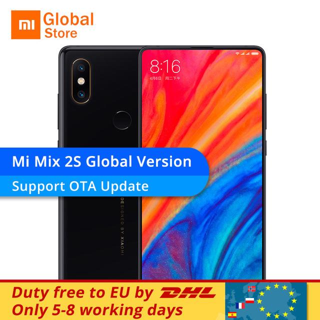 Global Version Xiaomi Mi Mix 2S 6GB 64GB - £362.32 @ xiaomi mi store / Aliexpress