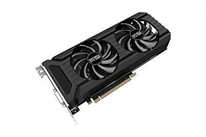 Palit GeForce GTX 1080 Dual OC 8 GB GDDR5X Graphics Card - £449.99 @ Amazon (Delivered)