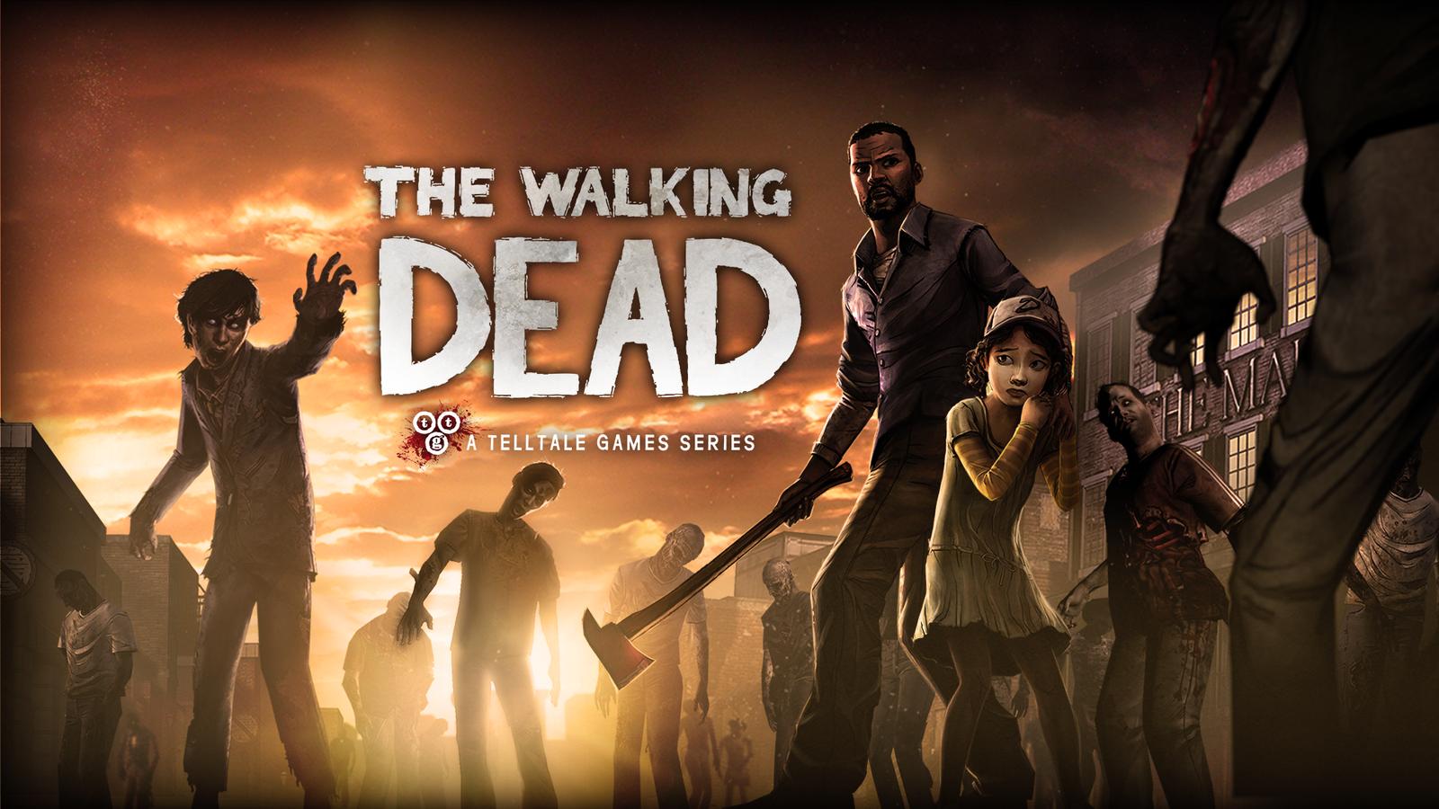 Telltale - The Walking Dead Season 1 @ Steam - £5.69