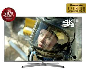 Panasonic TX55FX750B - New 2018 Model - £1,029.99 @ RGB Direct
