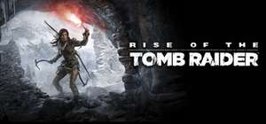 Tomb Raider on sale (from 69p to £11.99) [PC - STEAM]