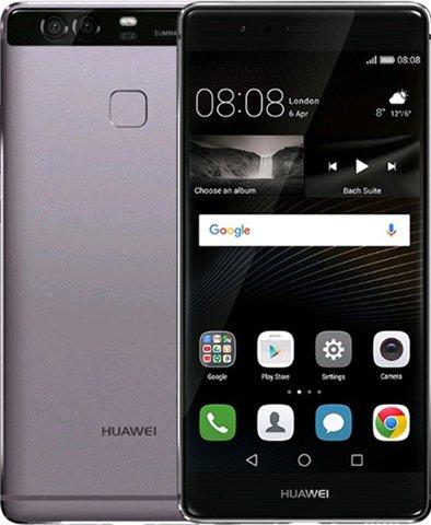 Huawei P9 32GB Titanium Grey, Vodafone Grade B £100 @ CEX