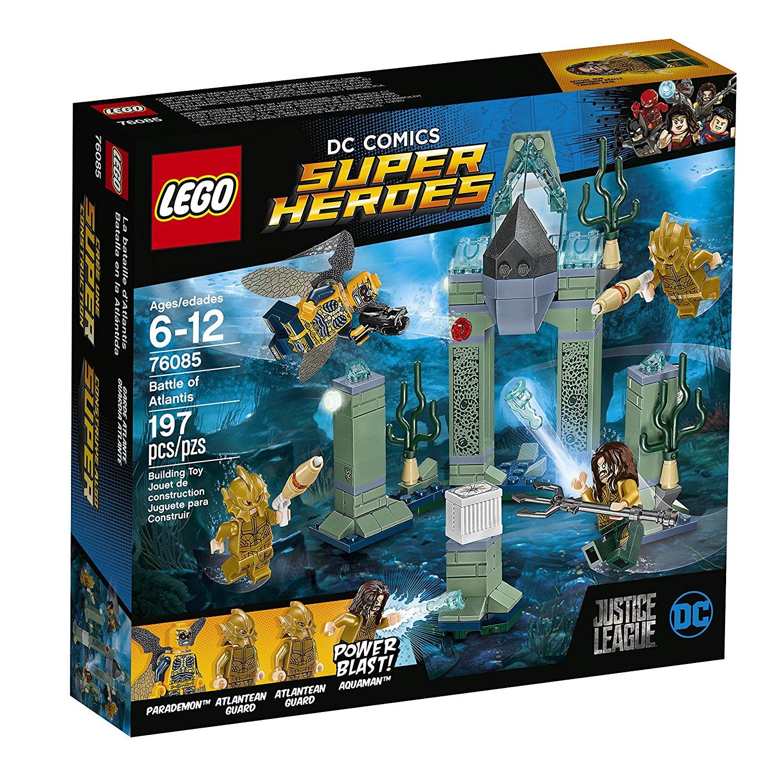 LEGO DC Superheroes 76085 Battle Of Atlantis £10 In-Store @ Tesco Extra Seacroft
