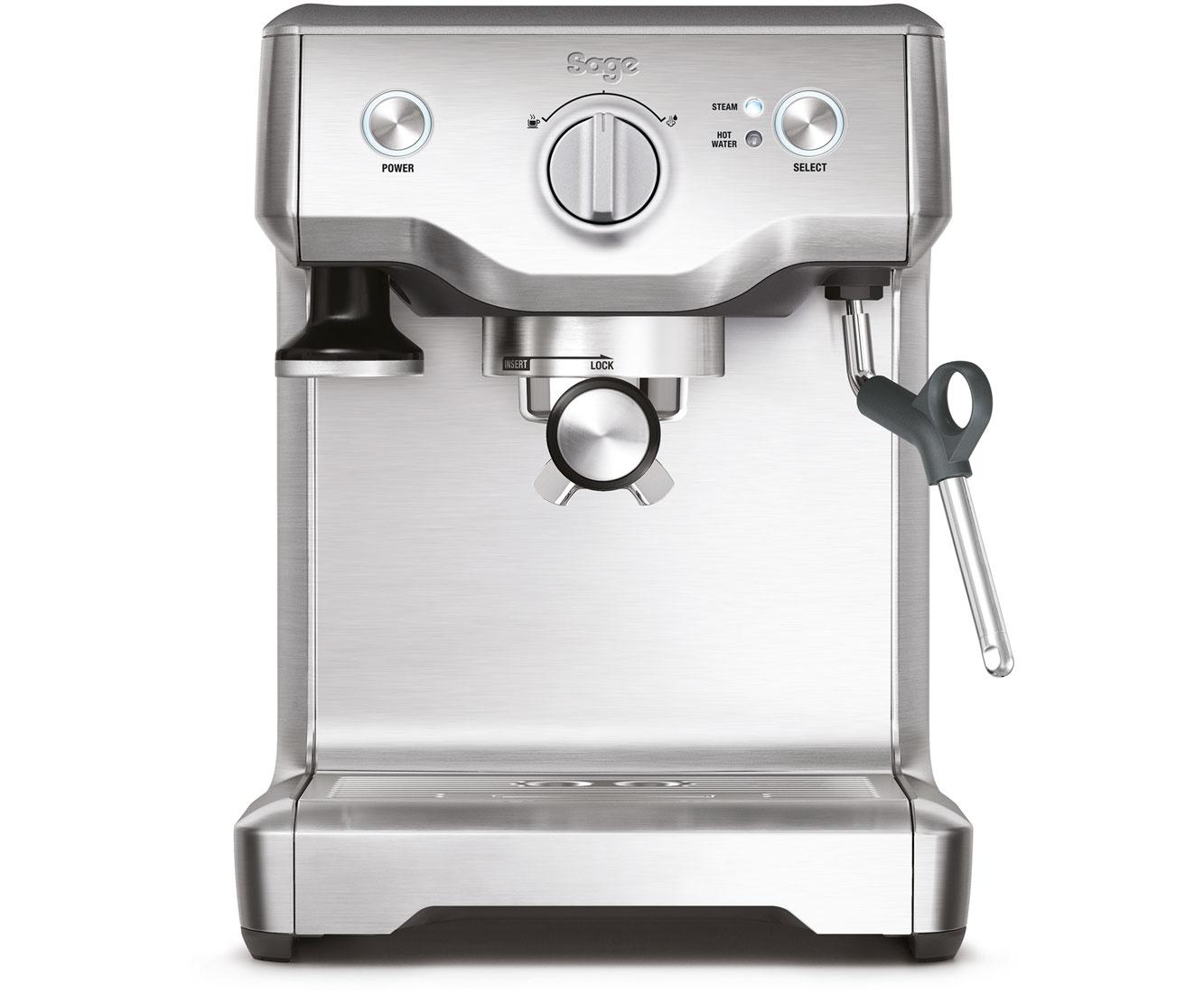 Sage Duo Temp Pro Espresso Coffee Machine £249 - ao.com