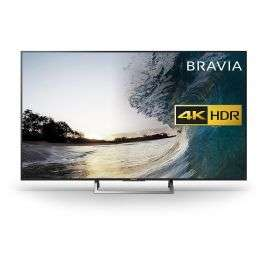 Sony BRAVIA KD55XE8596 55 inch 4K Ultra HD HDR Smart LED Android TV Freeview HD £759.05 with code at  Richer Sounds