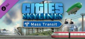 Cities skylines mass transit 50% off £4.99 @ Steam