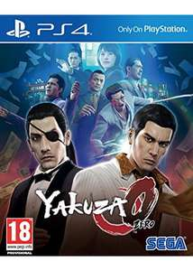 Yakuza 0 (PS4) £16.85 / Uncharted 4: A Thief's End (PS4) £13.99 Delivered @ Base (+ Few more drops in the OP)