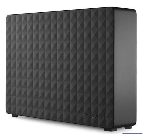 Seagate 4TB External Hard Drive £79.04 Samsung Evo+ 256GB Micro SDXC U3 Card £68.80 Mymemory with code