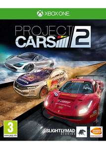 Project Cars 2 (Xbox One) for £16.99 delivered @ Base