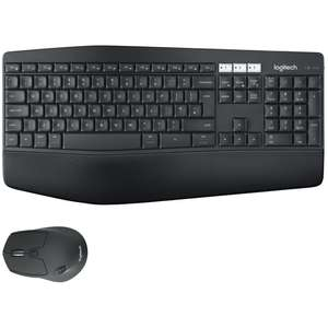 Logitech MK850 Performance Wireless Keyboard and Mouse £69.99 with 2 year warranty @ Box (Switch between devices)