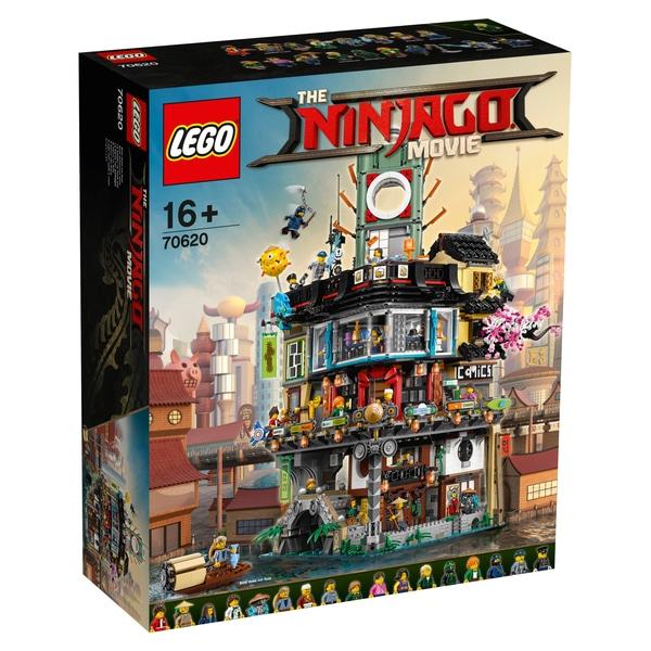 LEGO 70620 Ninjago Movie Ninjago City £207 @ Smyths Toys
