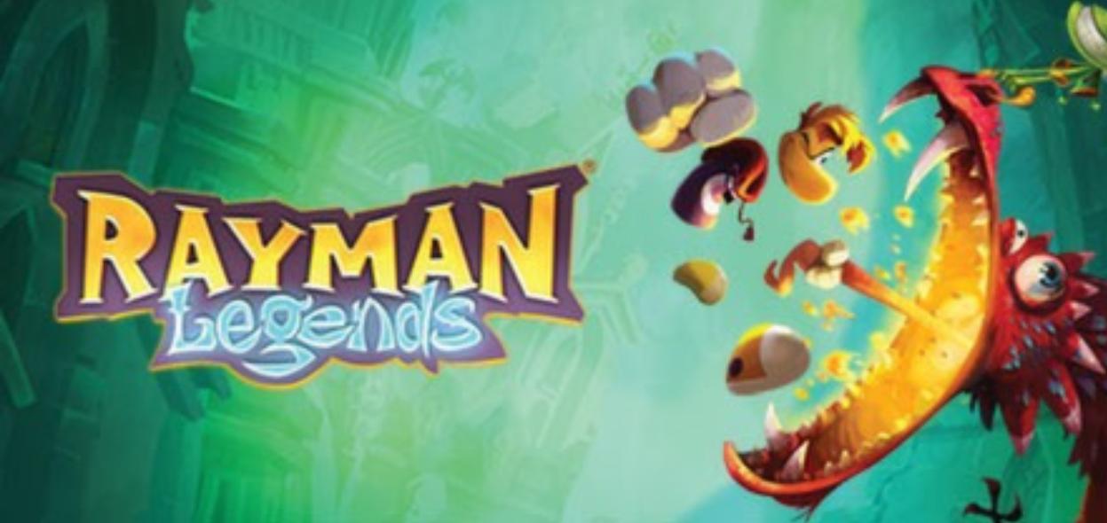 Rayman Legends - Wii u - £4.79 at Nintendo eShop - 80% Discount.