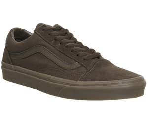 Vans Old Skool Trainers Dark Earth Gum for £32 + £3.50 delivery @ Office Shoes