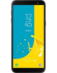 Samsung Galaxy J6 PayAsYouGo with EE or O2 or Vodafone £219 + £10 topup  at CPW