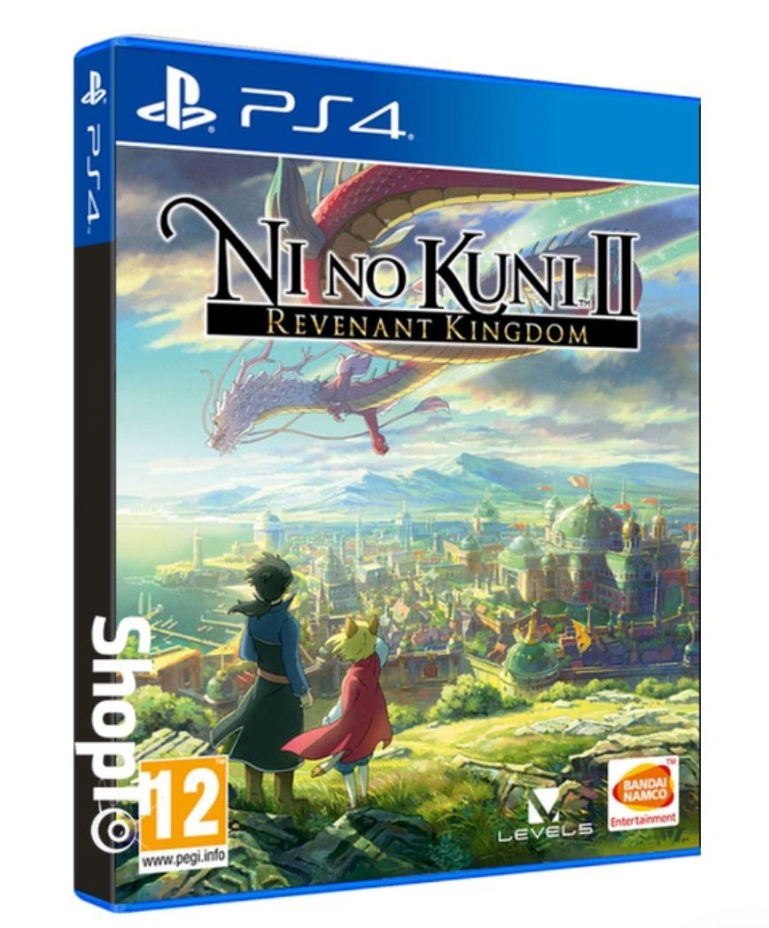 (PS4) Ni No Kuni 2 Revenant Kingdom & Special Swords Set DLC £29.86 @ Shopto