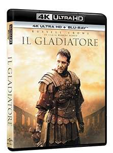 Amazon.it - buy five selected blurays/uhds get 50 percent off or buy three get 30 percent off.  Gladiator, saving private ryan, fury..etc