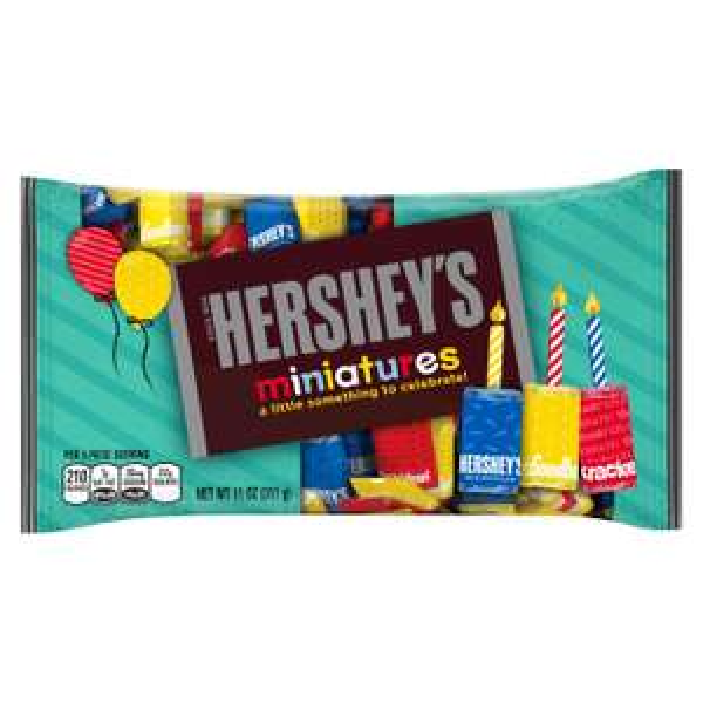 Hersheys Minatures 311g (11oz) £1.99 @ B&M