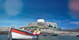 Half Price day trip to Guernsey (foot/bicycle passengers only) at Condor Ferries