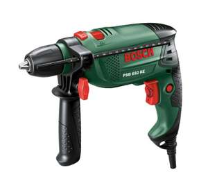 Bosch PSB 650 RE Hammer Drill - £31.99 from Amazon